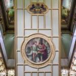 philadelphia pennsylvania masonic temple stairway detail