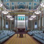 philadelphia pennsylvania masonic temple corinthian hall