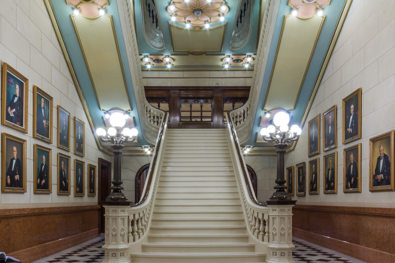 Temple - Masonic Temple, Library & Museum
