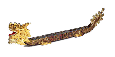 Chinese Dragon Boat, c. 1845