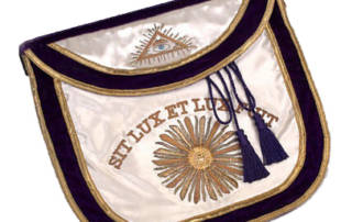 past grand masters apron