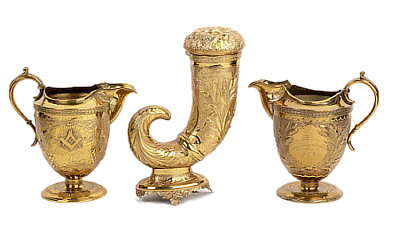 Vessels for Wine, Corn and Oil, c: 19th Century