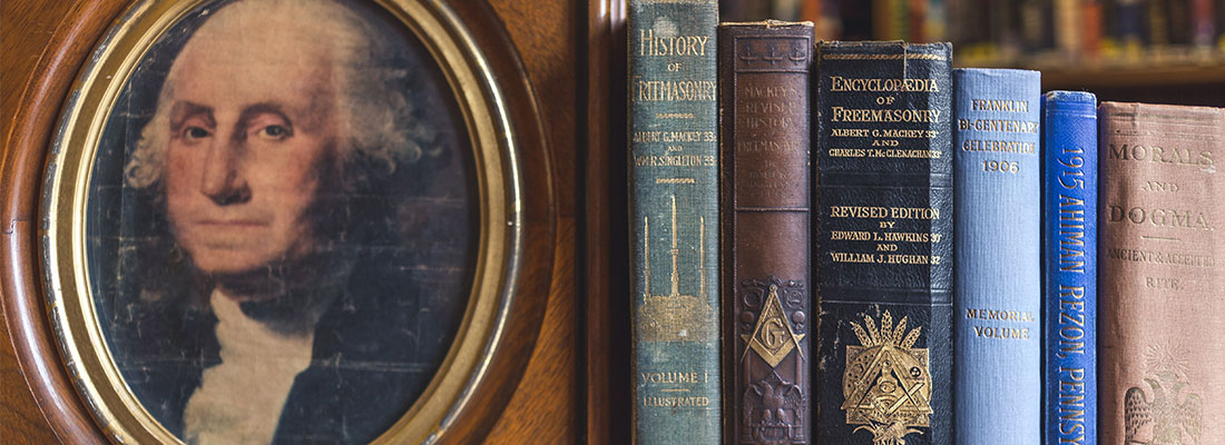 masonic books for masonic library