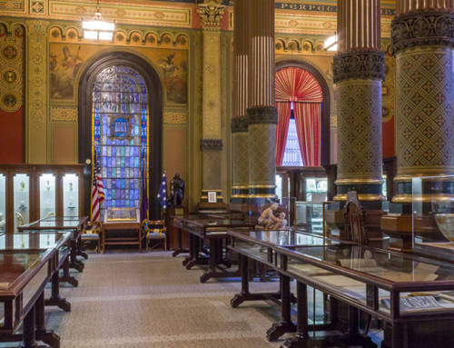 200th Birthday of the Masonic Temple Library!