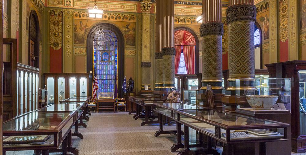 200th Birthday of the Masonic Temple Library! - Masonic