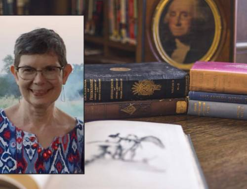 Meet the Temple Librarian: Cathy Giaimo