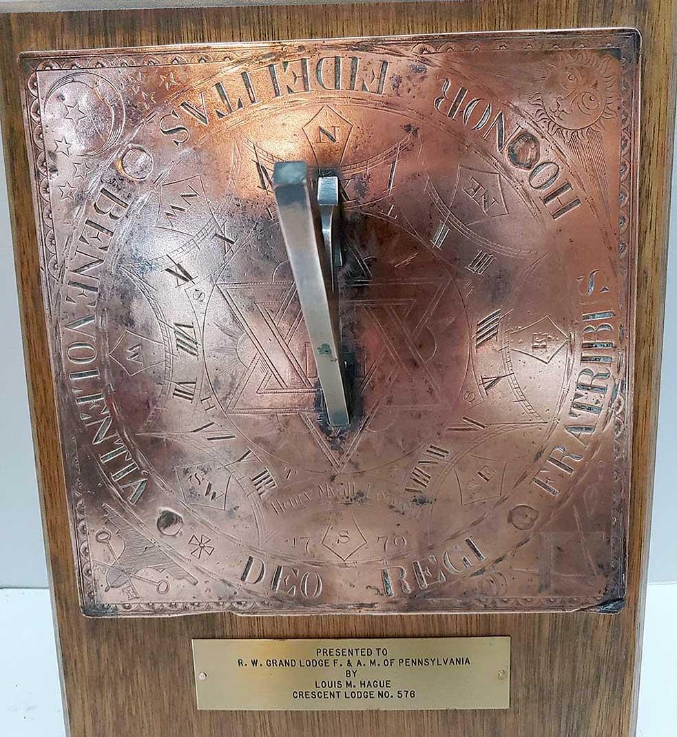 1779 Sundial