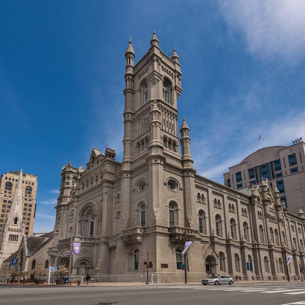 Masonic Temple, Library and Museum - Philadelphia, PA