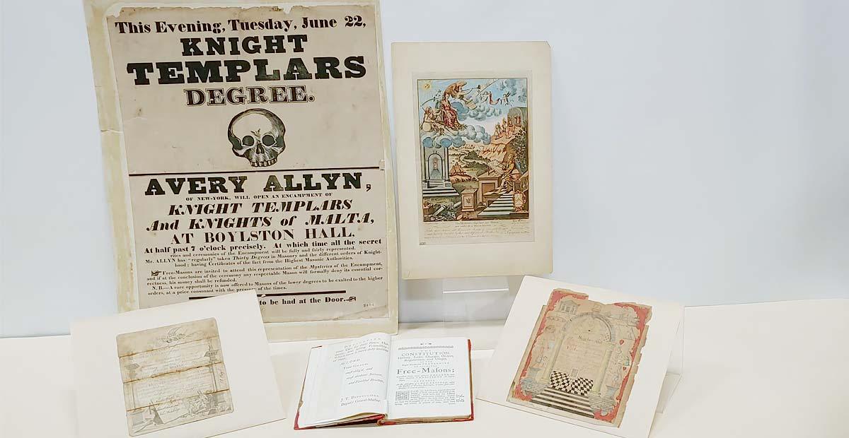 Masonic Documents & Prints