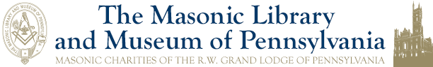 Masonic Temple, Library & Museum Logo