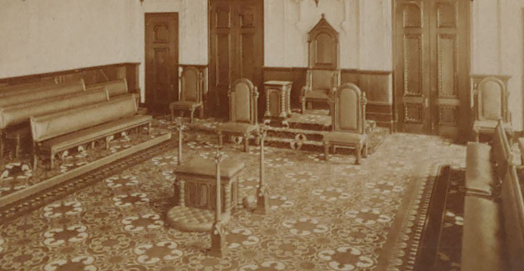 Norman Hall - 1873