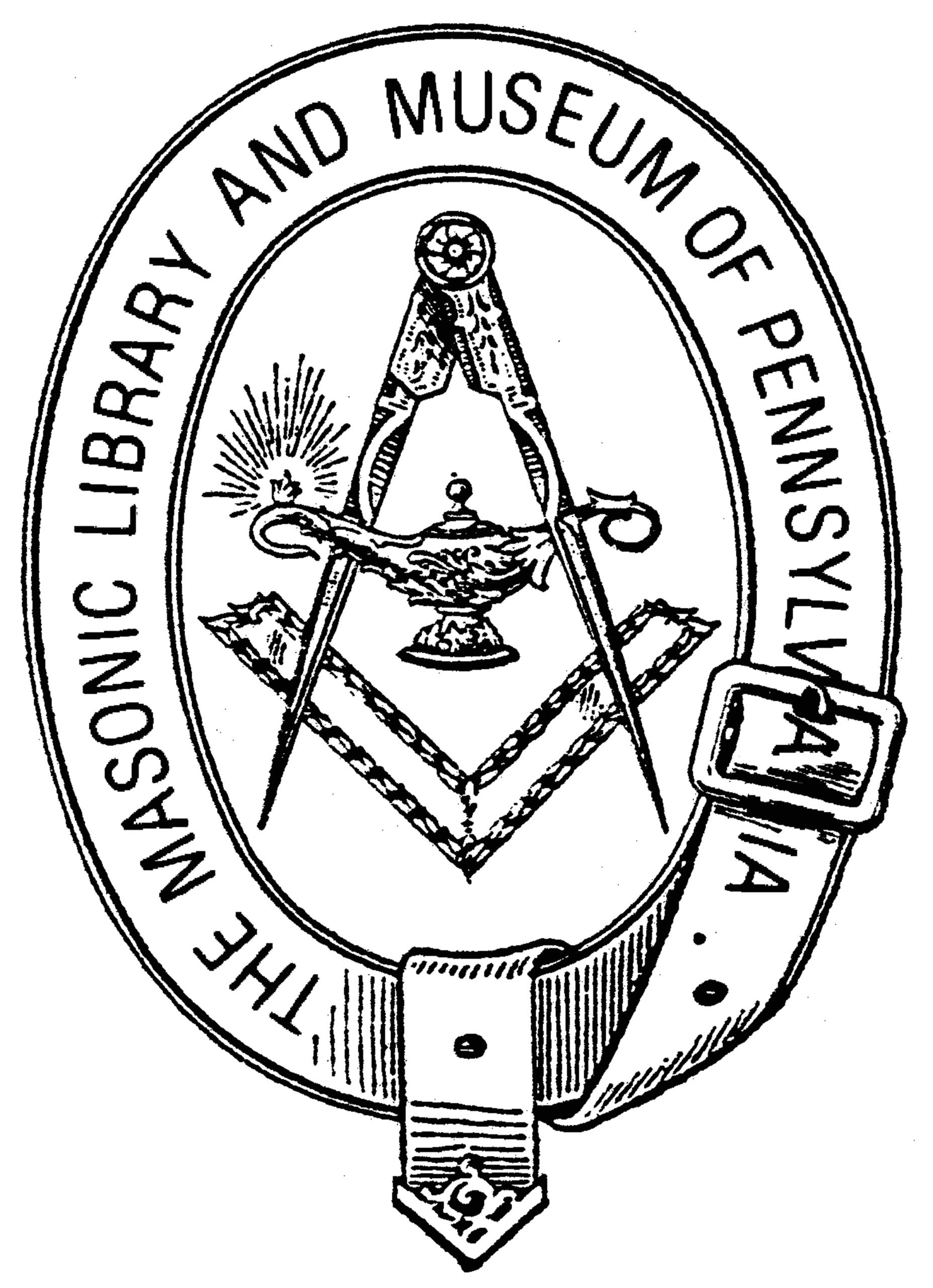 The Masonic Library and Museum of Pennsylvania logo