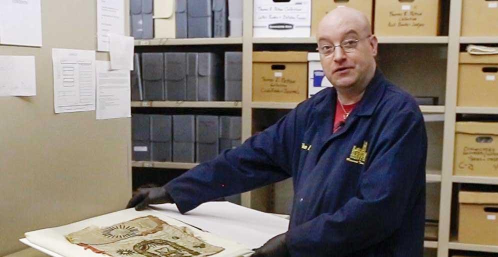 Michael Laskowski in the archives