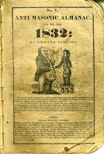 Anti Masonic Almanac